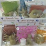 Decopatch Kits at Glass & Craft Kersey Mill