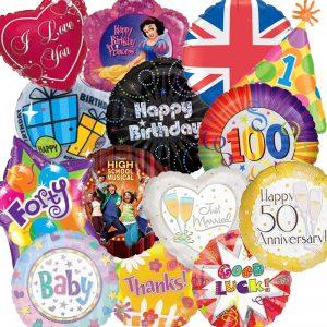 helium balloons Hadleigh Suffolk