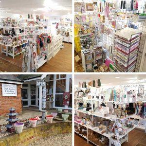 Kersey Mill Suffolk Craft Shop
