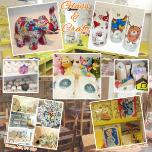Easter Holidays Crafting @ Glass & Craft