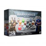 Warhammer 40000 Paints and Tools Set
