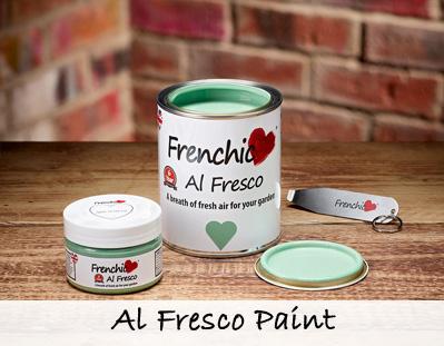 Frenchic Ipswich Suffolk Hadleigh Al Fresco Paint